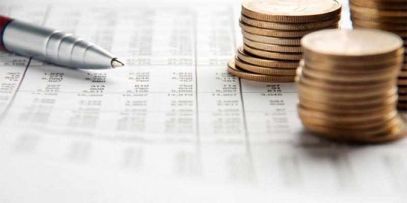 Le déficit budgétaire se creuse de 5,7 milliards de DH