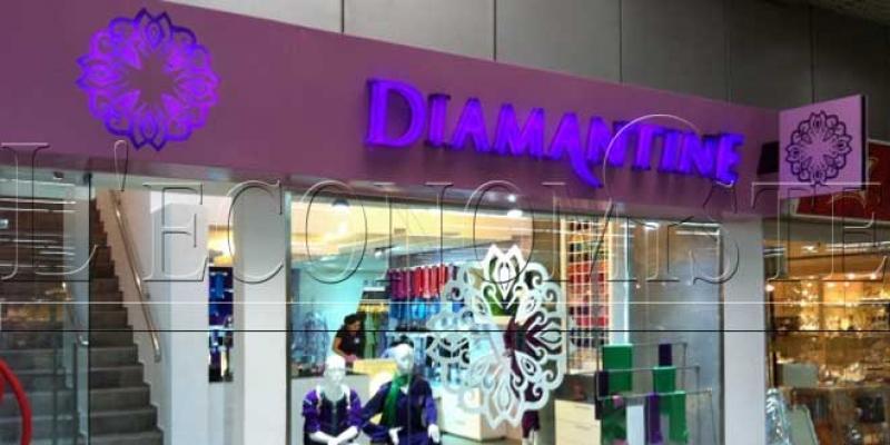 Diamantine lance son premier store à Beyrouth