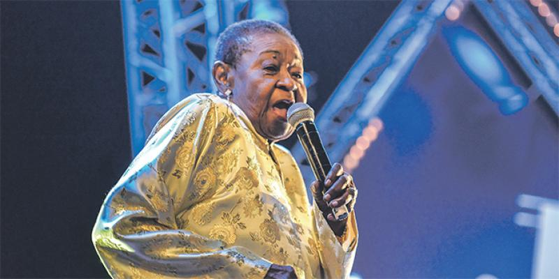 Jazzablanca: La reine du Calypso, plus vivante que jamais