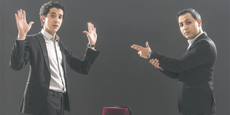 Driss et Mehdi font leur «marocologie»