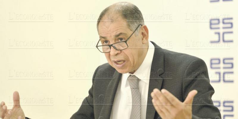 Conseil de la concurrence: Driss Guerraoui président