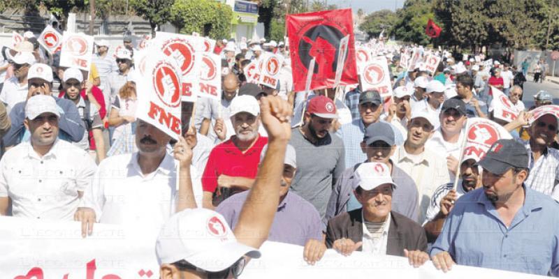 Droit de grève: La loi organique relancée