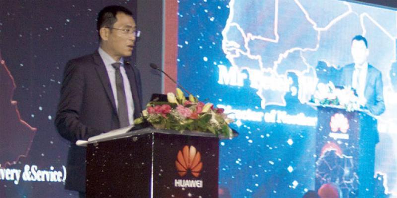 Huawei tisse sa toile en Afrique du Nord
