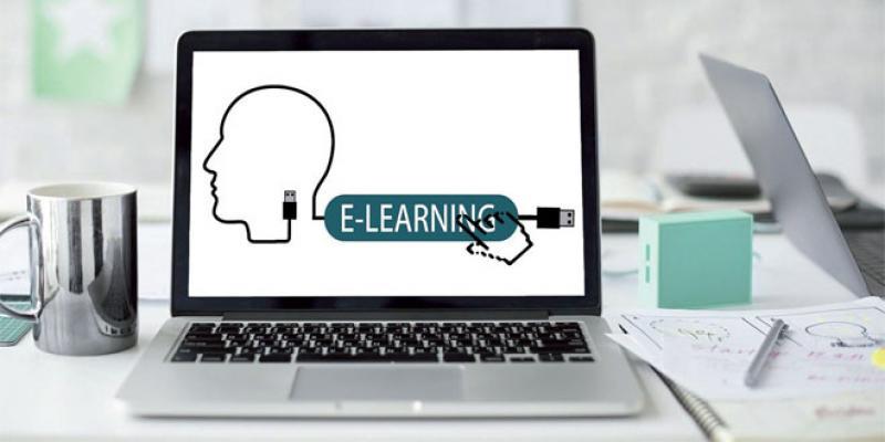 En e-learning, les cours ne passent pas!