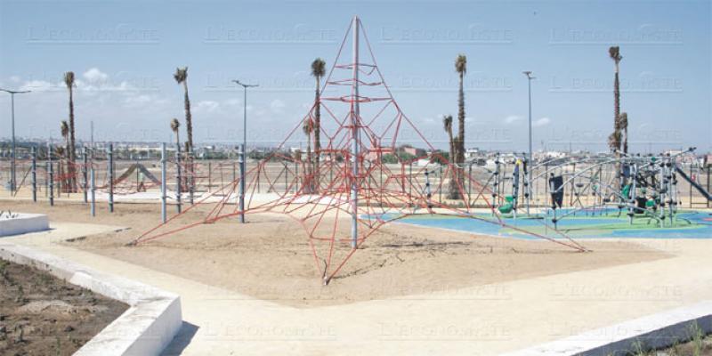 Eco-Cité Zenata: La composante sport se met en place