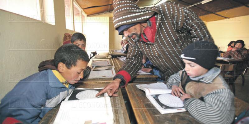 Ecole rurale: Les élèves programmés pour échouer!