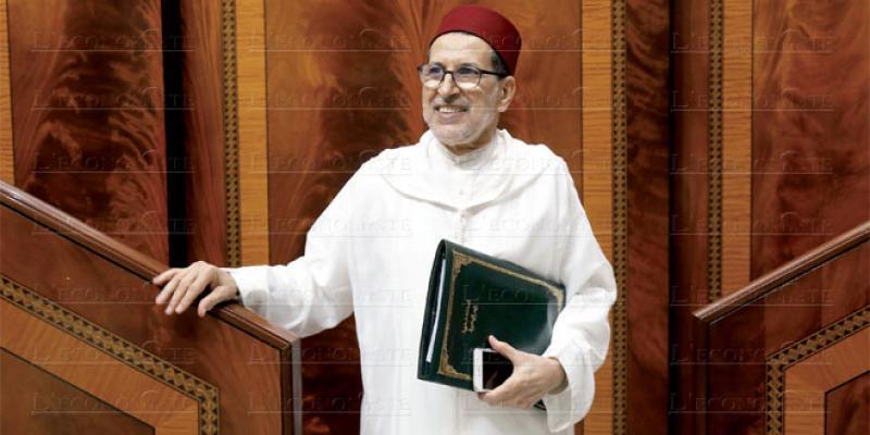 Gouvernement: Le mea culpa d'El Othmani