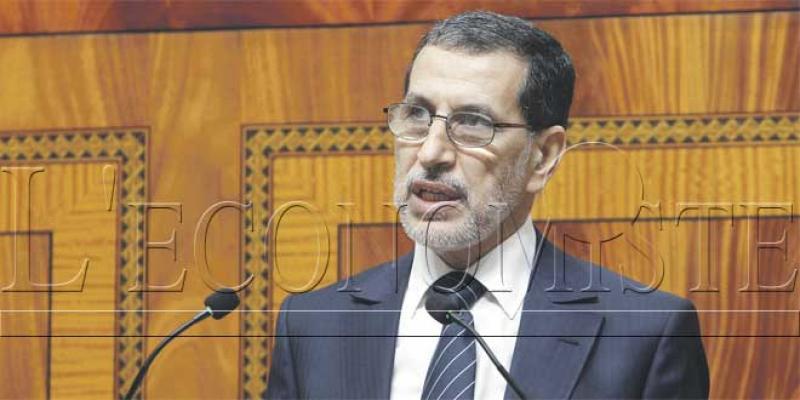 Equité territoriale El Othmani mise sur les régions