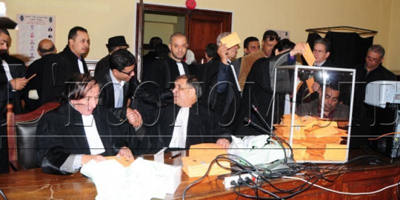 Que révèle la course électorale des avocats
