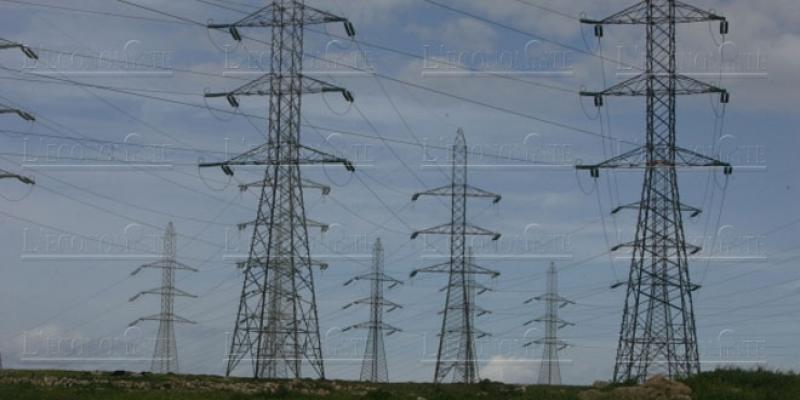 Canicule Record de consommation électrique