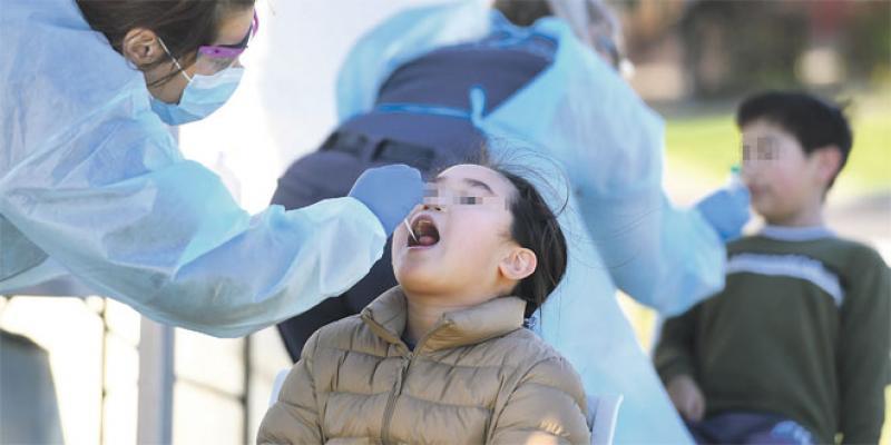 Non, les enfants ne sont pas des «super-contaminateurs»