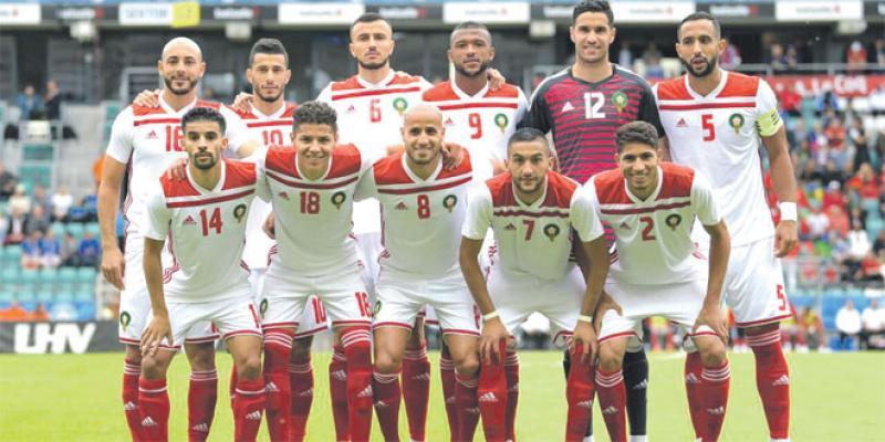 Coupe du monde Russie 2018: Le Maroc prêt à grandir