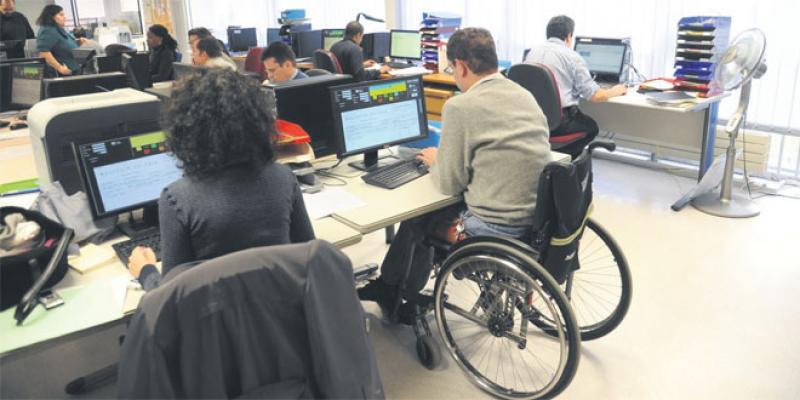 Espoir Maroc offre de l'emploi aux handicapés