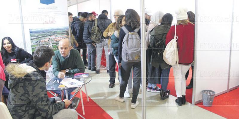 Tanger: Les universités espagnoles en mode séduction