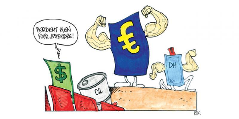 L'économie s'accroche à un euro fort