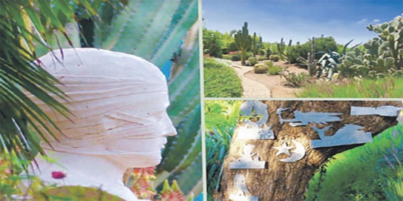 Un ouvrage, deux expositions, la folle rentrée du jardin Anima