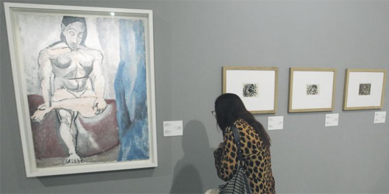 Musée Mohammed VI: «Face à Picasso» ouvre ses portes