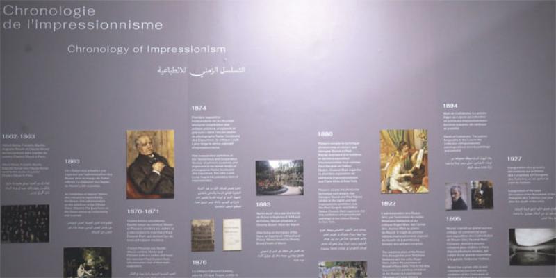 Exceptionnel: Les impressionnistes à Rabat