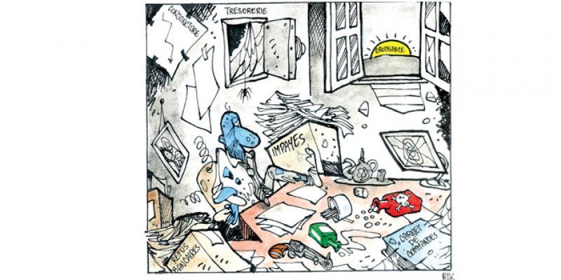 Les défaillances d'entreprises: Toujours plus!