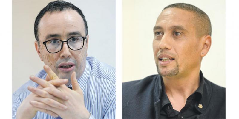 Historien et journaliste, un redoutable duo d'enquêteurs