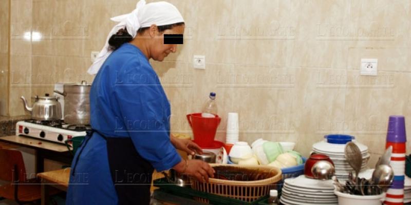 Le Maroc, paradis de femmes... au foyer!