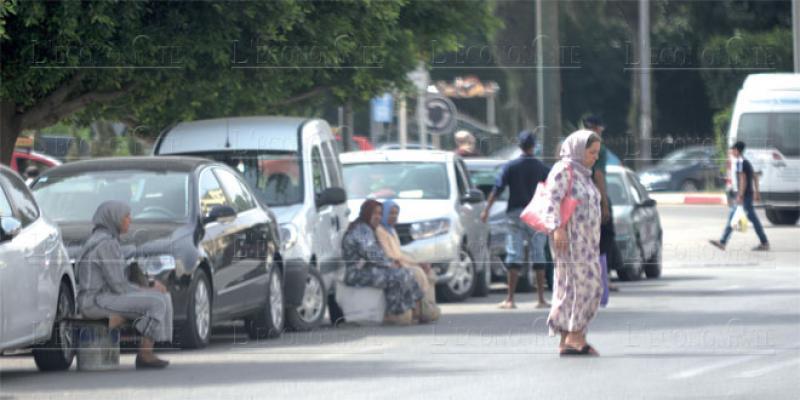 Fès: L'appel de détresse des femmes du «moukef»