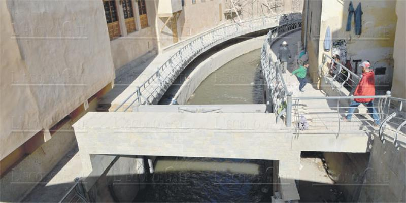 Fès: Coup d'accélérateur pour l'assainissement liquide