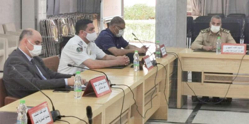Fès-Covid-19: Les autorités rappellent les opérateurs à l'ordre