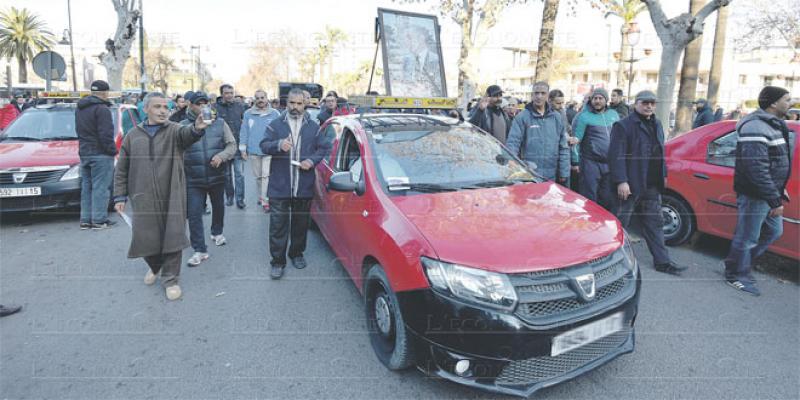 Fès: La grogne des petits taxis enfle
