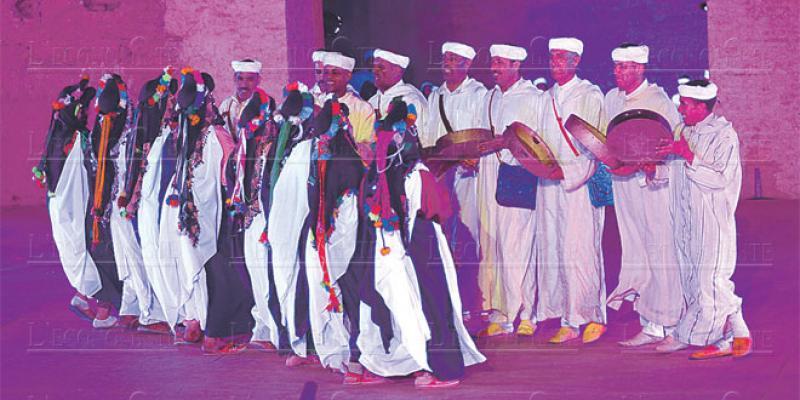 Festival des arts populaires: Sauvegarder le patrimoine, la mission