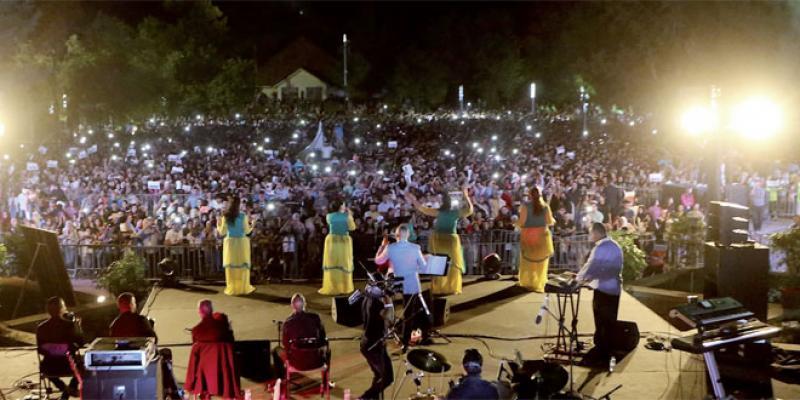 Festival international d'Ifrane: La fête, le sport et les débats… continuent