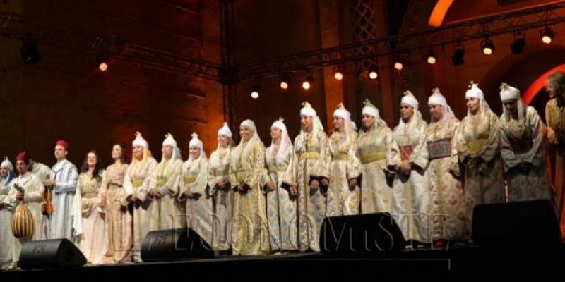 Diapo/ Coup d'envoi du festival de Fès de la culture soufie