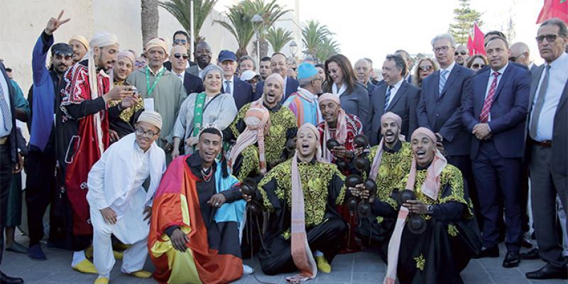 Festival gnaoua et musiques du Monde: Un moment de grâce dans la ville des Alizés