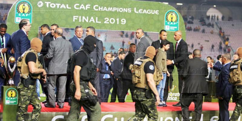 WAC vs L'Espérance sportive de Tunis: Un litige footballistique qui a fait des petits
