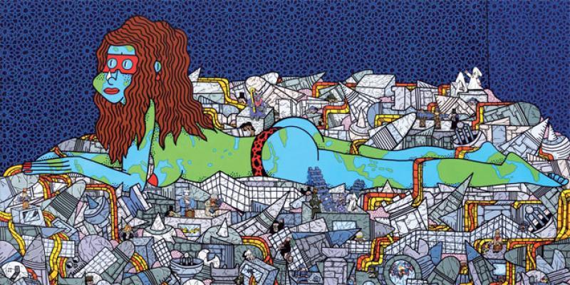 Fondation Montresso: XXL réunit des artistes de la démesure