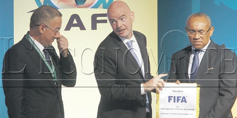 Symposium de la CAF: Le foot africain amorce un nouveau virage