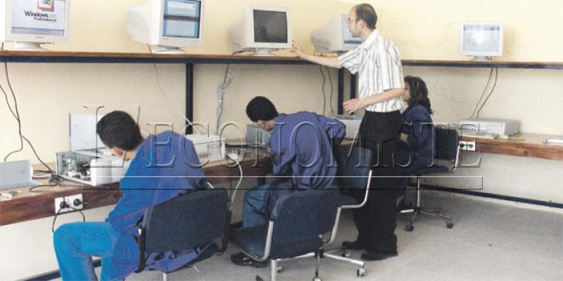 Formation professionnelle: Un programme pilote pour Tanger et l'Oriental