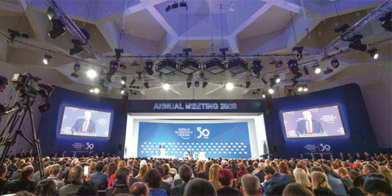 Forum de Davos: Climat, investissement, taxe Gafa… au menu