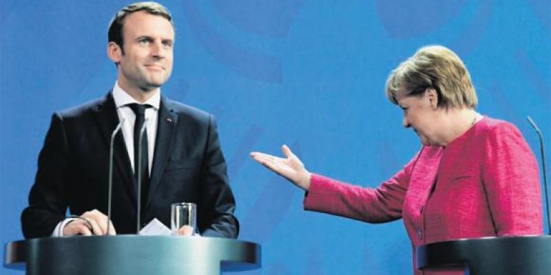 France/Allemagne: Une nouvelle feuille de route pour relancer l'Europe