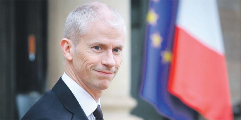 Franck Riester: «Il faut «colocaliser en France et au Maroc» Entretien avec le ministre délégué en charge du Commerce extérieur