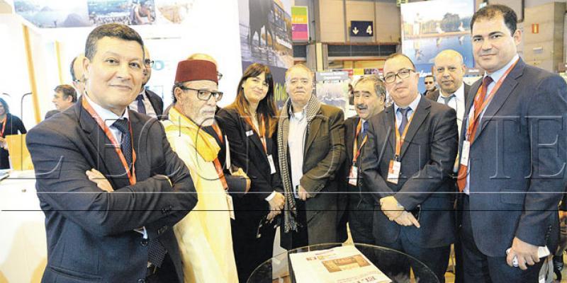 Fitur-Tourisme: Le Maroc en force à Madrid