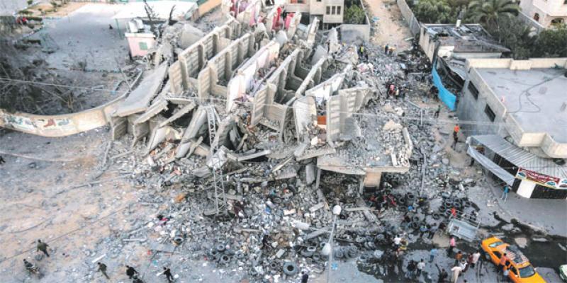 Un signe d'accalmie à Gaza en ce début de Ramadan