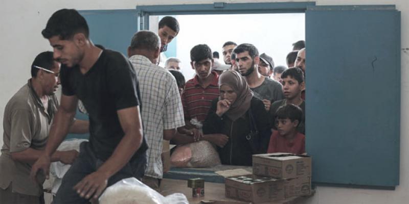 Gaza/militants anti-blocus