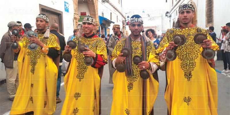 Essaouira: Les Gnaouas conservent leur héritage