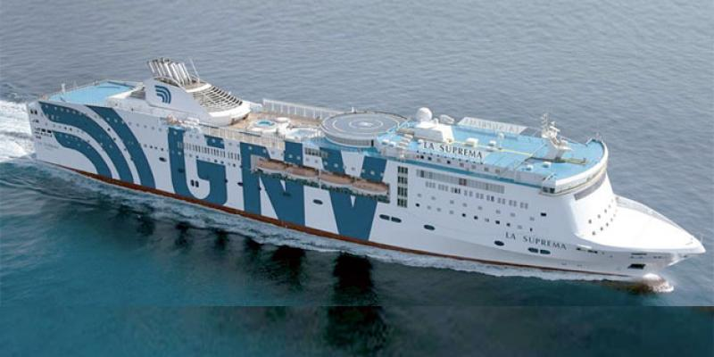 Maritime: GNV lance la ligne Nador-Barcelone