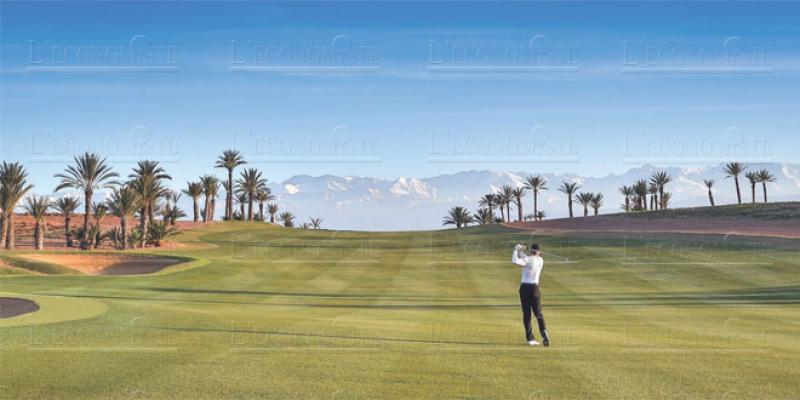 Marrakech, capitale du golf en 2019