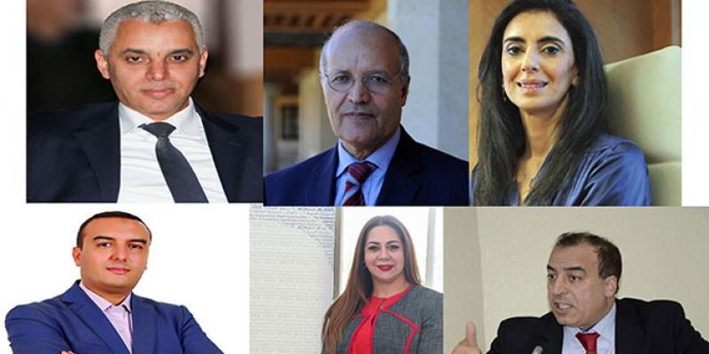 Nouveau gouvernement El Othmani: Le who's who
