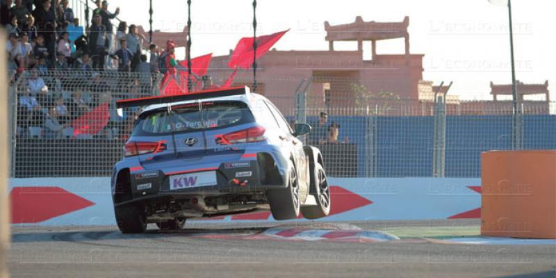 Grand Prix de Marrakech: Carambolages et prouesses des pilotes pour ses 10 ans!