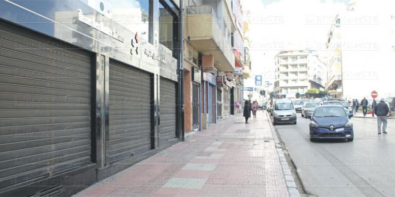 La grève des commerçants rattrape le Nord