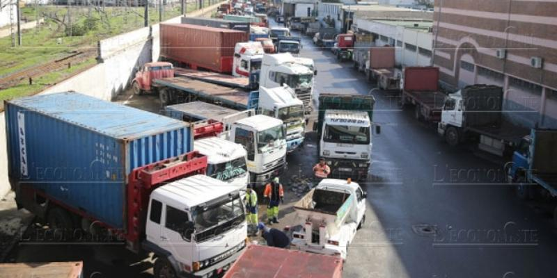 Les routiers arrachent un accord avec la tutelle